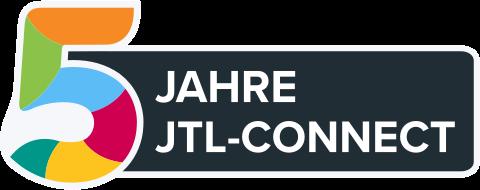 Logo 5 Jahre JTL-Connect