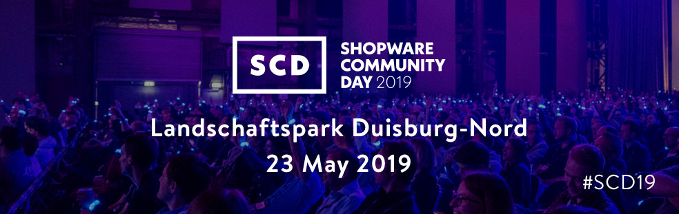 Logo Shopware Community Day 2019